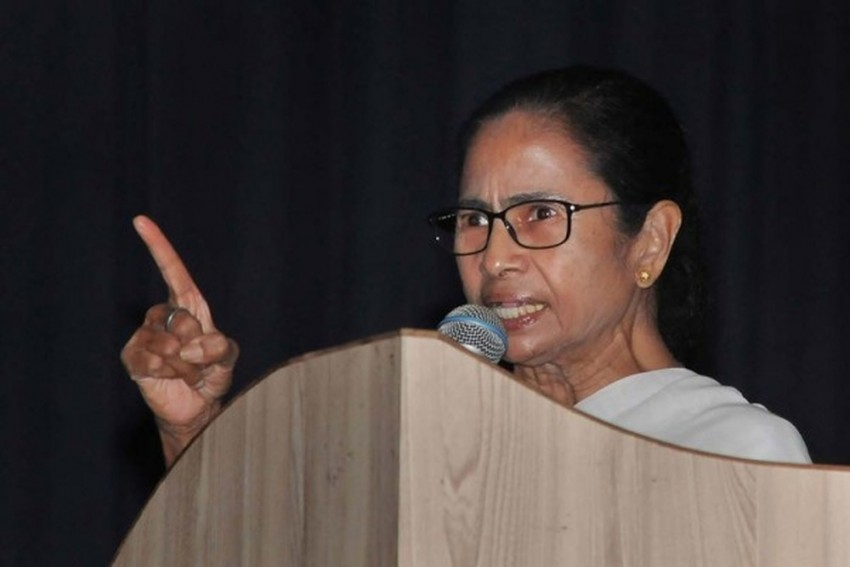 We Are Throwing Out Garbage And BJP Is Collecting It: Mamata Banerjee On TMC Defections