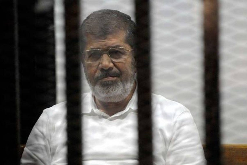 UN Calls For 'Independent' Probe Into Death Of Egypt's Mohamed Morsi