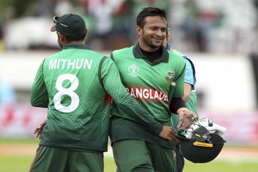 ICC Cricket World Cup 2019, WI Vs BAN: Shakib Al Hasan Masterclass Helps Bangladesh Thrash West Indies