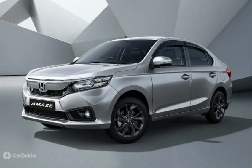 Honda Amaze Gets New Top-Spec Ace Edition!