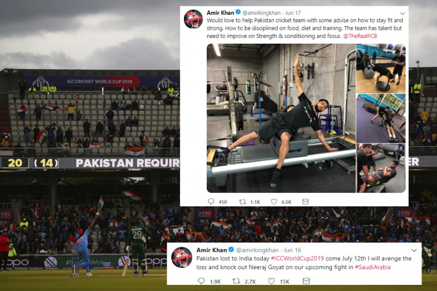 India Vs Pakistan: British Boxer Amir Khan Promises To Take Revenge Against India, Also Offers Help To PCB
