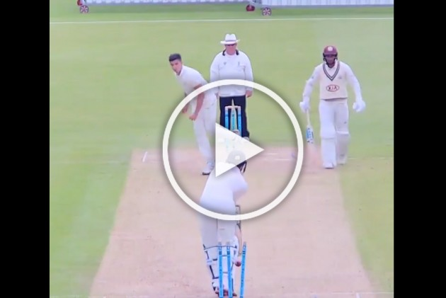Forget About The Cricket World Cup For Once, Arjun Tendulkar Proves His Mettle With Barbaric Delivery In Second XI Championship – WATCH