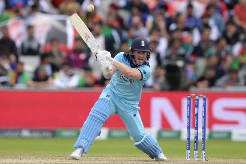 17 Sixes vs Afghanistan! England Captain Eoin Morgan Smashes ODI World Record