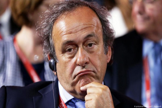 Michel Platini, Former World Cup Champion And UEFA Boss, Arrested Over Alleged 2022 FIFA World Cup Corruption