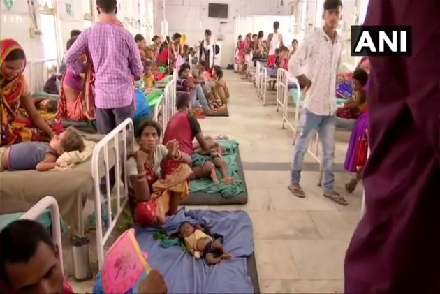 Bihar Encephalitis Death Toll Rises To 113; SC To Hear Plea Calling For Experts' Team To Treat Kids