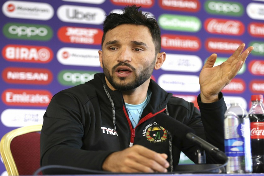 After Eoin Morgan Thrashing, Afghanistan Captain Gulbadin Naib Defends Star Spinner Rashid Khan