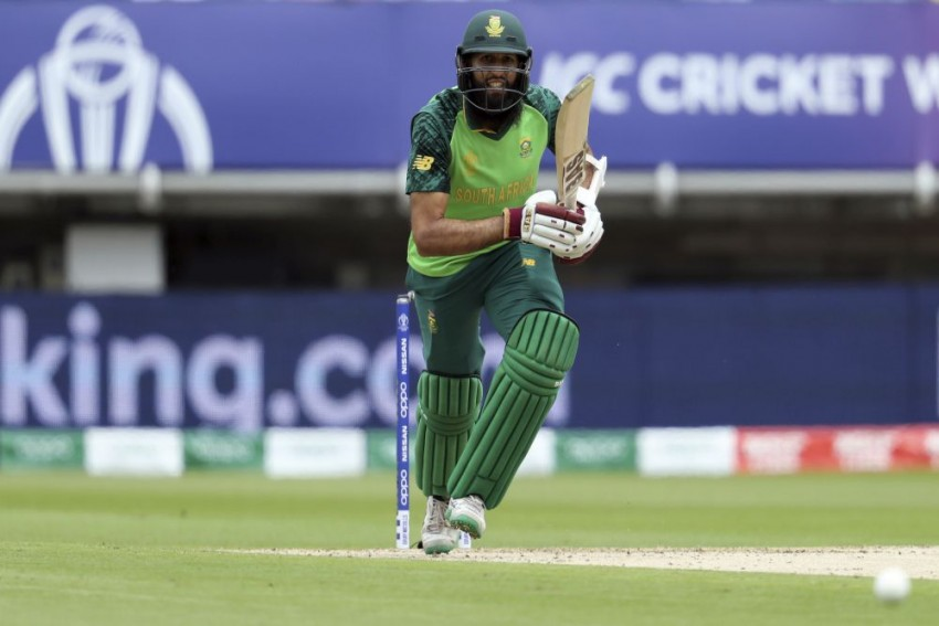 Hashim Amla Reaches ODI Landmark At 2019 Cricket World Cup
