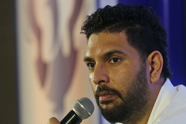 Yuvraj Singh Formally Writes To BCCI For Permission To Play In Overseas T20 Leagues