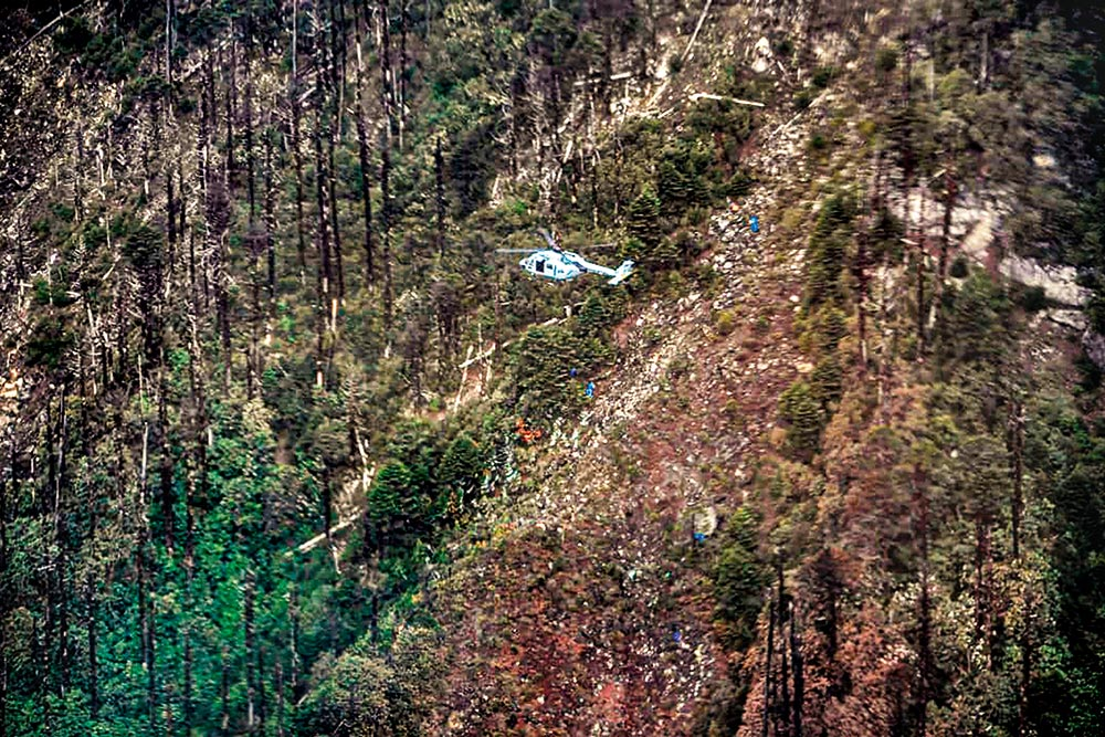 When Planes Just Vanish Into Thin Air: The Story of Arunachal's Historic Deathtrap