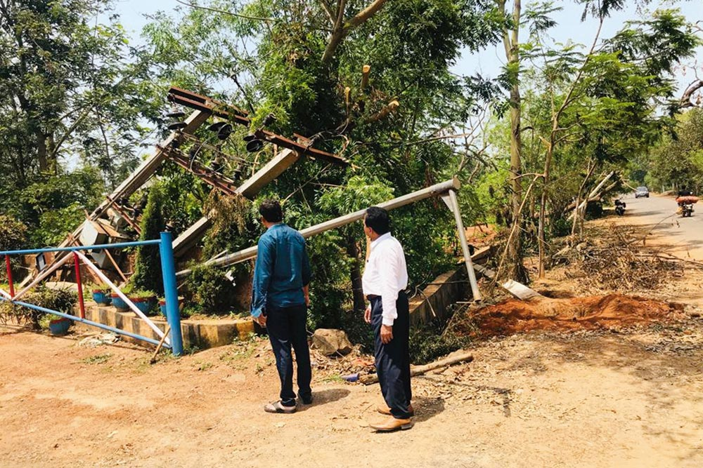 After Fani Devastation, Little Relief For Puri As Odisha Government Struggles To Restore Power, Water Supply