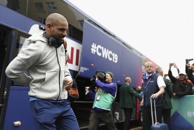 Shikhar Dhawan Ruled Out Of ICC Cricket World Cup 2019, Rishabh Pant Confirmed As Replacement