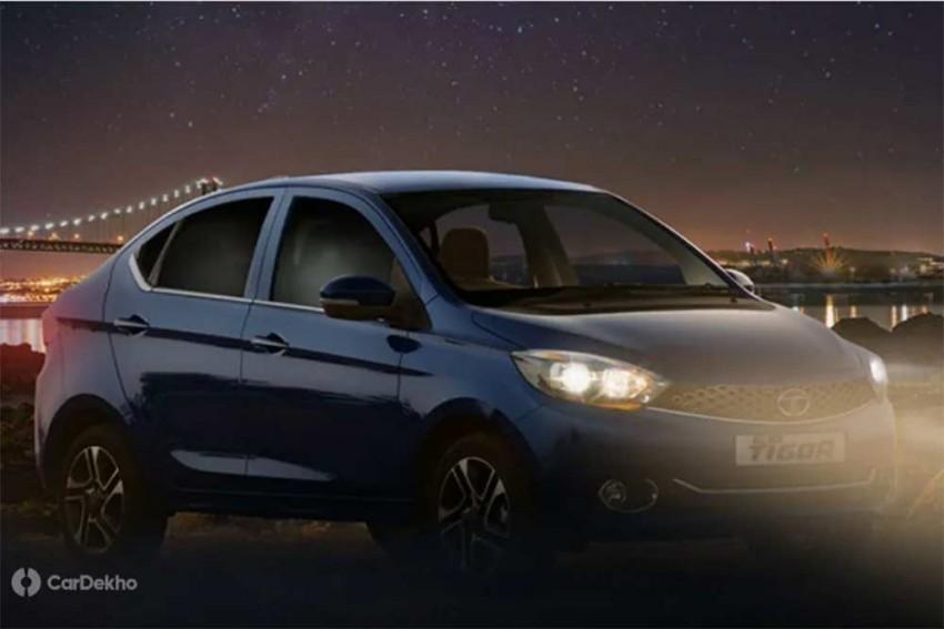 Tata Tigor Gets New Automatic Variants
