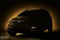 Renault Triber Teased Ahead Of June 19 Reveal