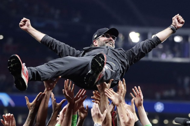 UEFA Champions League 2019: A Final Winner Again! 2,576 Days And The Wait Is Over For Jurgen Klopp