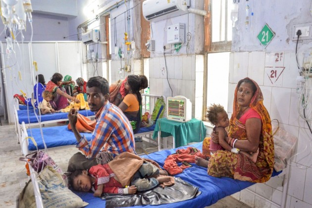 NHRC Flays 'Deplorable' Public Health Infrastructure In Country, Issues Notices To Centre, All States