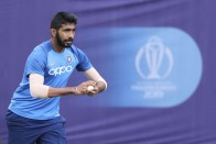 ICC World Cup 2019: Jasprit Bumrah Says Pitches For White-Ball Cricket In England Flattest In The World