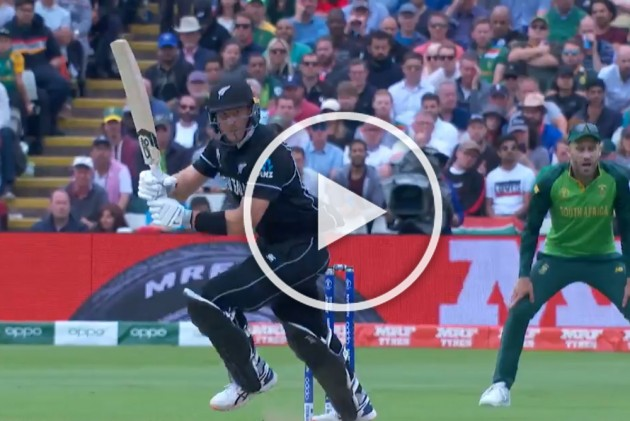WATCH: Martin Guptill's Bizarre Hit-Wicket Dismissal In New Zealand's Cricket World Cup Win Over South Africa