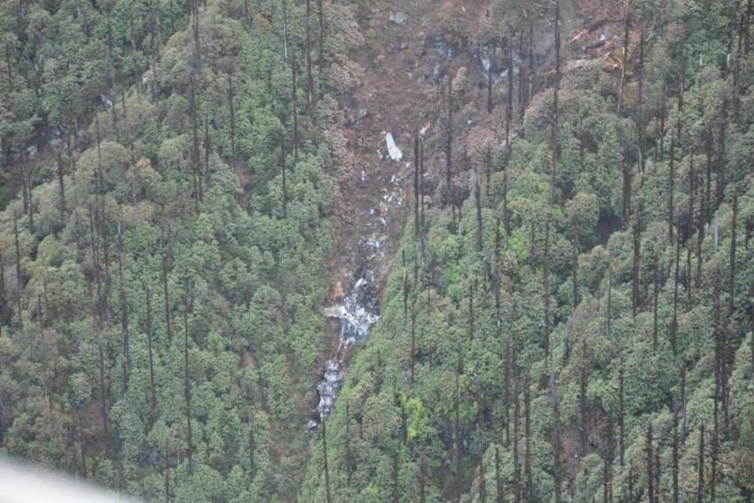 AN-32 Crash: Six Bodies, Remains of Seven Others Found in Arunachal Pradesh