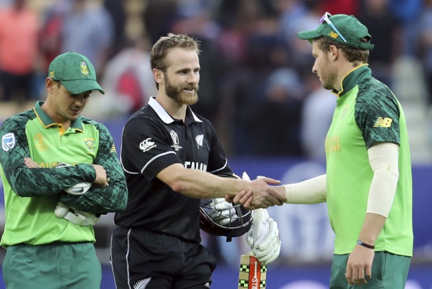 Cricket World Cup: South Africa Weren't Far Away From Getting Across The Line Themselves, Feels New Zealand Captain Kane Williamson