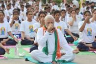 PM Narendra Modi To Lead Yoga Day Celebrations In Ranchi Tomorrow