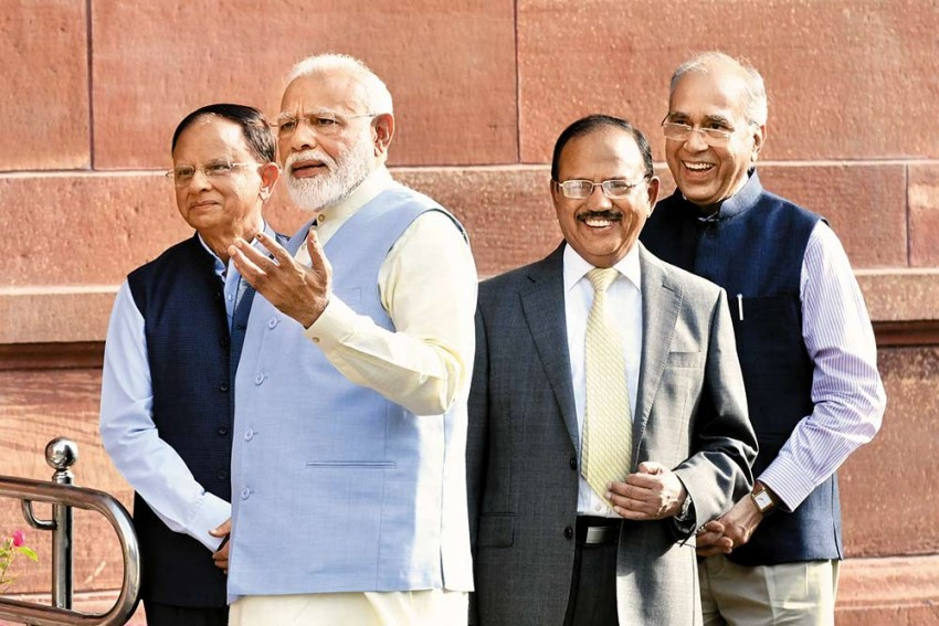 'Bade' Misra, Chhote Mishra And Doval: The Big Three In PM Narendra Modi's Braintrust