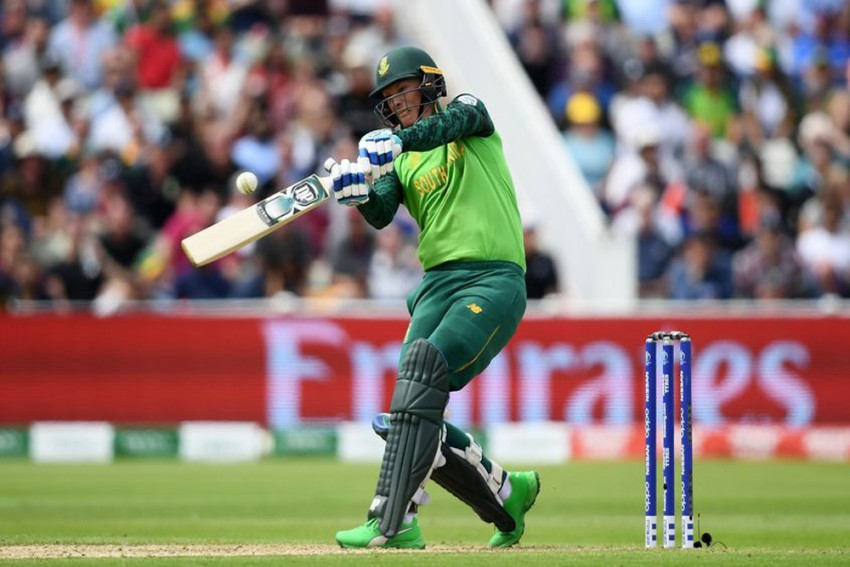 Rassie Van Der Dussen: South Africa's Silver Lining In A Low-Key Cricket World Cup Campaign