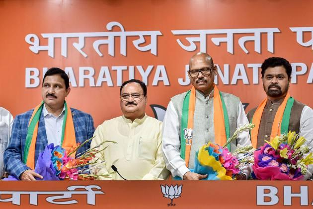 4 TDP Rajya Sabha MPs Join BJP, Naidu Says Condemn Attempts To Weaken Party