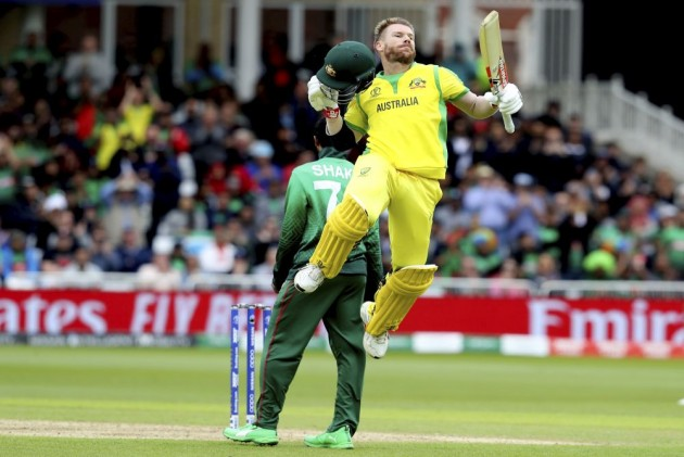 In-Form David Warner Smashes Highest Score Of 2019 Cricket World Cup