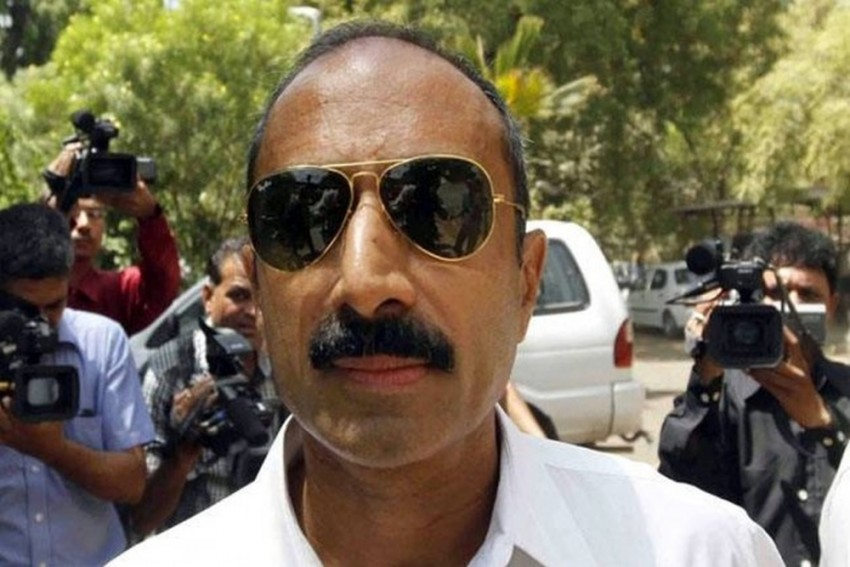 Former Gujarat IPS Officer Sanjiv Bhatt Sentenced For Life In 1990 Custodial Death Case