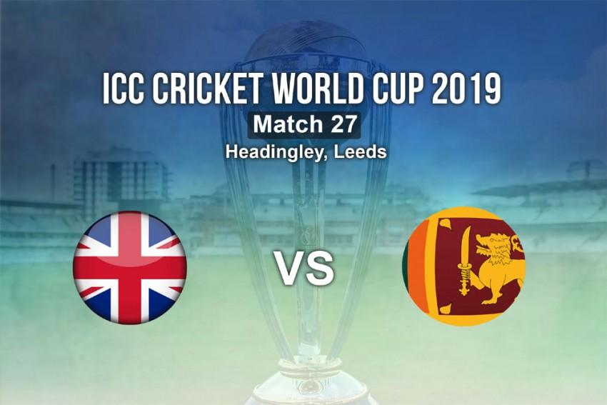 ENG Vs SL, ICC Cricket World Cup 2019 Highlights: Lasith Malinga Bowls Sri Lanka To Stunning Win, Ben Stokes' Knock In Vain