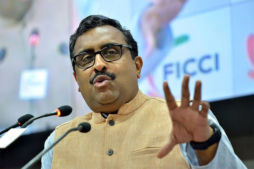 There Are 'Kids' In Parliament, Yoga Can Help: Ram Madhav's Dig At Rahul Gandhi