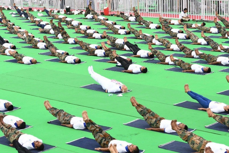 World Yoga Day: Reminder To Accept, Adopt And Enjoy A Healthy Lifestyle