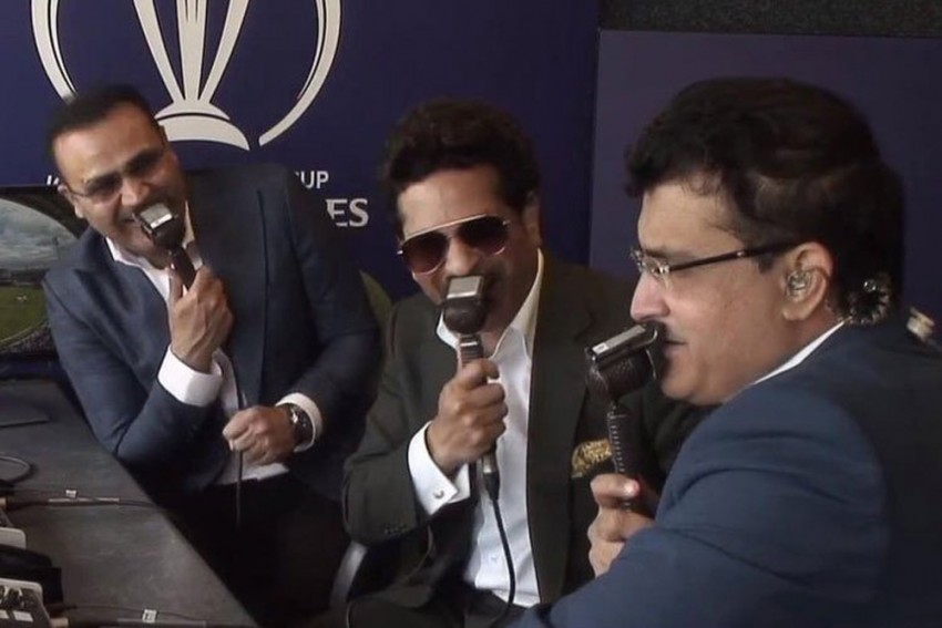 Sachin Tendulkar, Sourav Ganguly Told To Choose Between Commentary, BCCI Or IPL