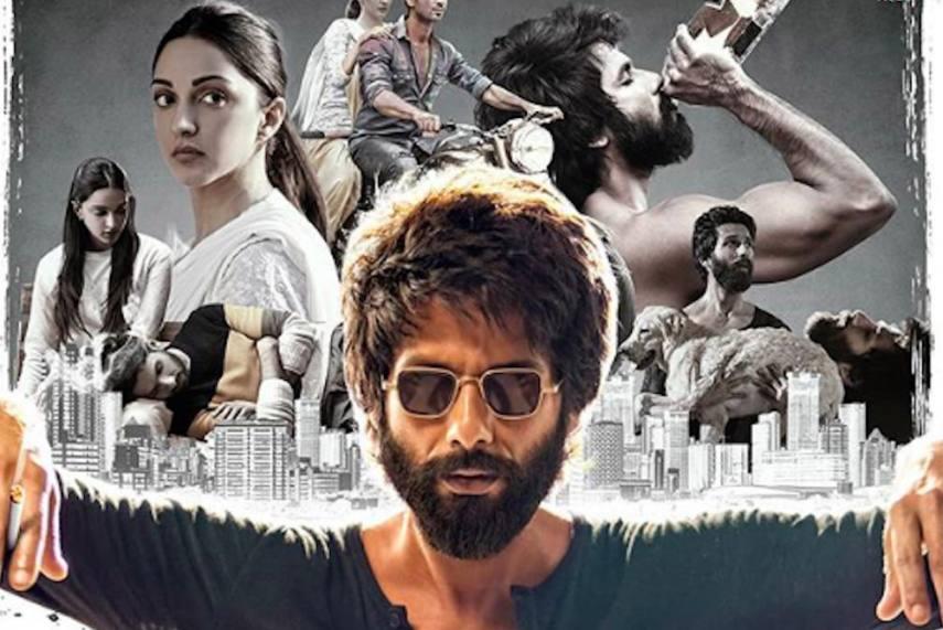 Movie Review Shahid Kapoor S Kabir Singh Is A Hypertensive Devdas Of Our Times