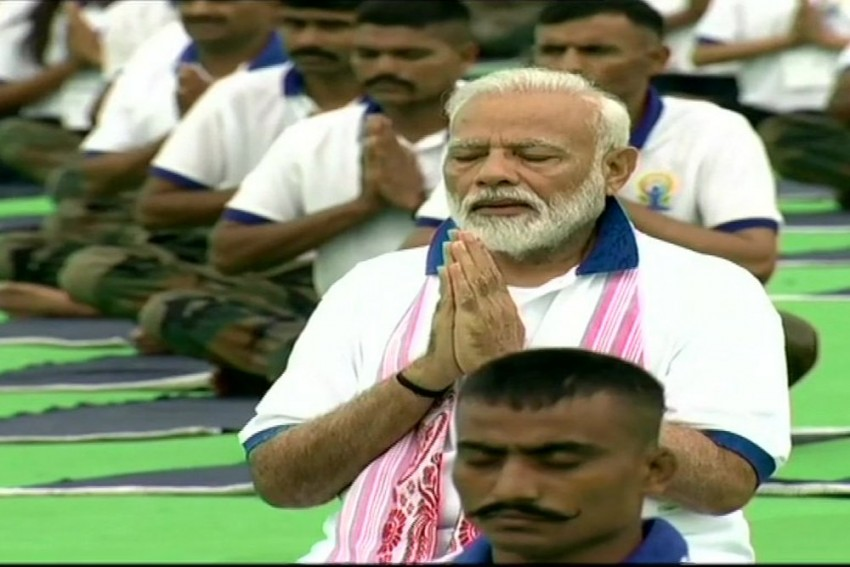 Time To Take Yoga To Villages, Says PM Modi At Yoga Day Event In Ranchi