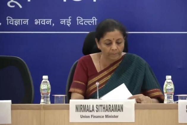 Ahead Of Budget Session, Nirmala Sitharaman Asks States To Work In Cohesion With Centre