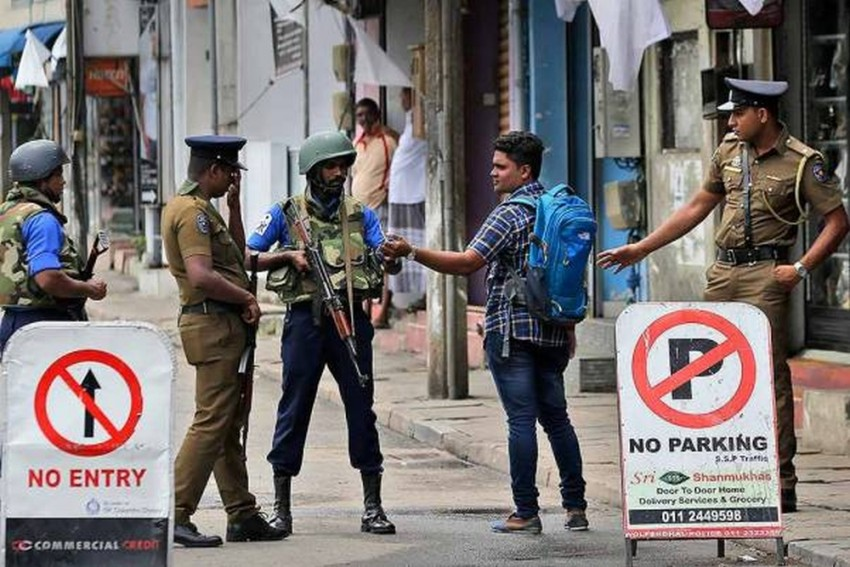 In Surprise Move, Sri Lanka Extends Emergency By Another Month