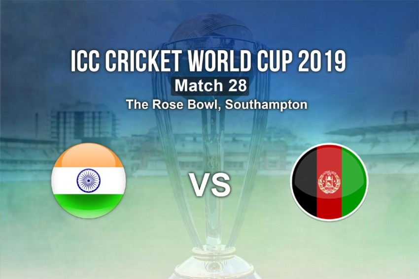 IND Vs AFG, ICC Cricket World Cup 2019 Highlights: Sensational Mohammed Shami Hattrick Sets Up India's 50th Win In World Cup