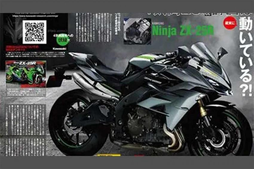 Kawasaki 250cc Ninja Engine Could Develop 60PS!