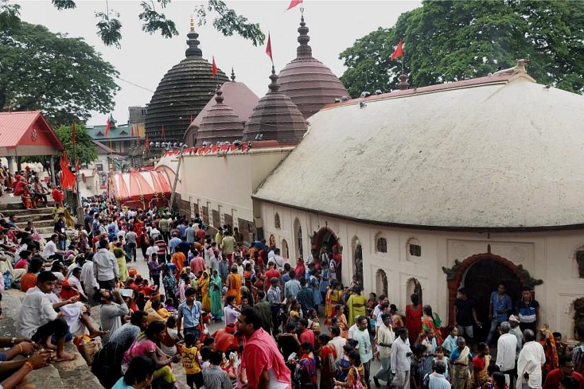 Ambubachi Mela Begins At Kamakhya In Assam, 25 Lakh Visitors Expected This Year
