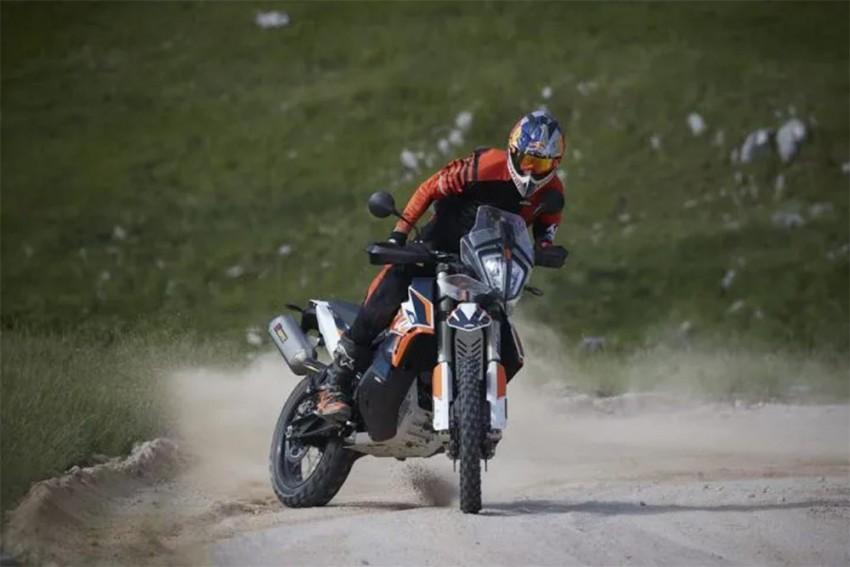 KTM Unveils More Hardcore 790 Adventure R Rally