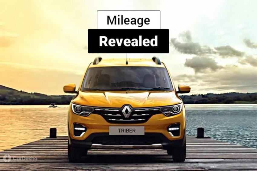 Renault Triber ARAI Fuel Efficiency Revealed! How Does It Compare To Ertiga, GO+?