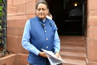 Congress Upset Over Shashi Tharoor's Intervention Against Triple Talaq Bill In Lok Sabha
