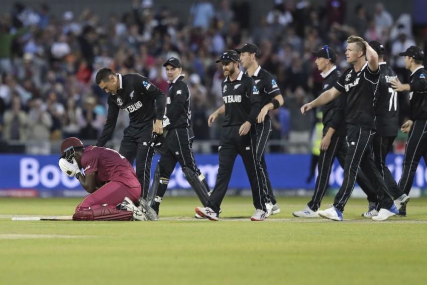 West Indies Vs New Zealand, ICC Cricket World Cup 2019, Highlights: Carlos Brathwaite Century In Vain As NZ Clinch Thriller