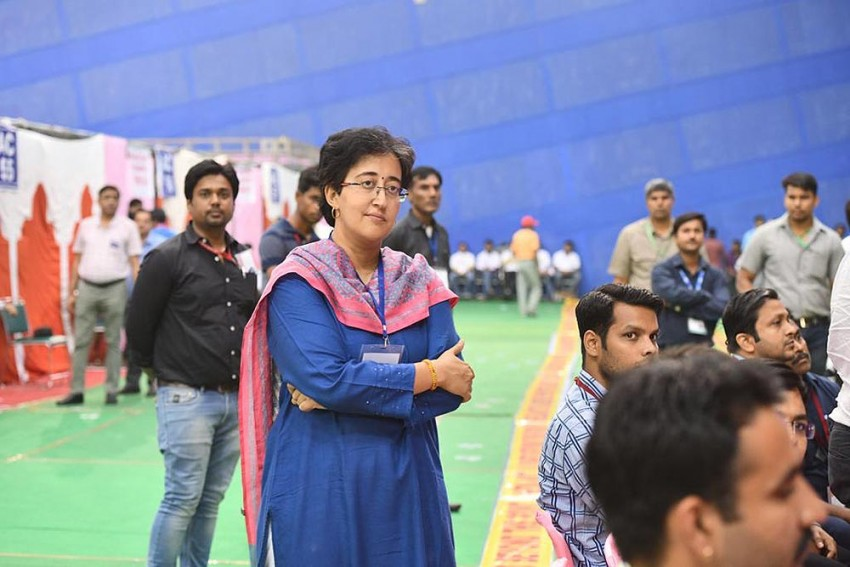 For Soaring Crime Rate In Delhi, AAP's Atishi Has Some Questions For BJP