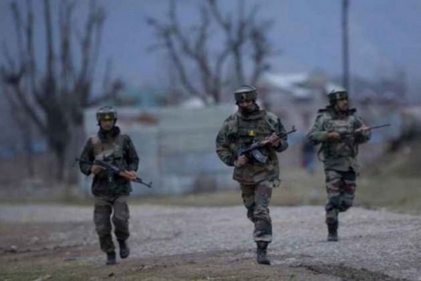 Four Militants Killed In Encounter With Security Forces In Jammu And Kashmir's Shopian