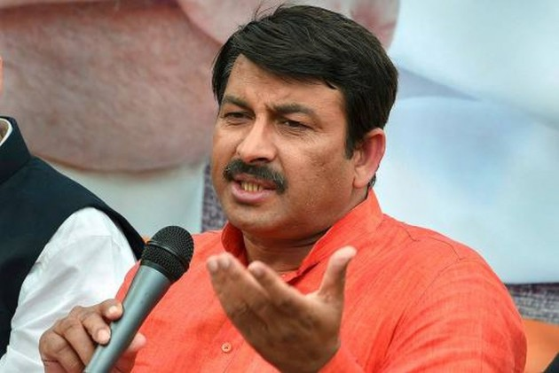 Delhi BJP Chief Manoj Tiwari Says He Received Death Threat