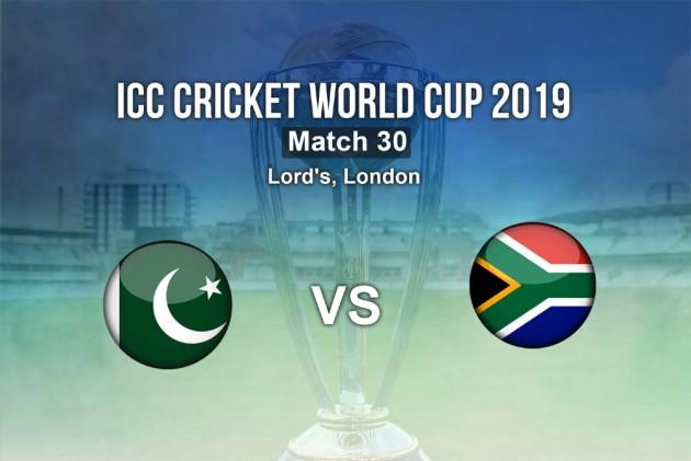 ICC Cricket World Cup 2019, PAK Vs SA Highlights: Pakistan Humble South Africa, Revive Semifinal Hopes