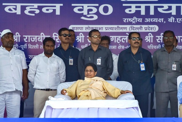 Mayawati's Brother Anand Kumar Is BSP's New National VP And Her Nephew Akash Anand Party's National Coordinator