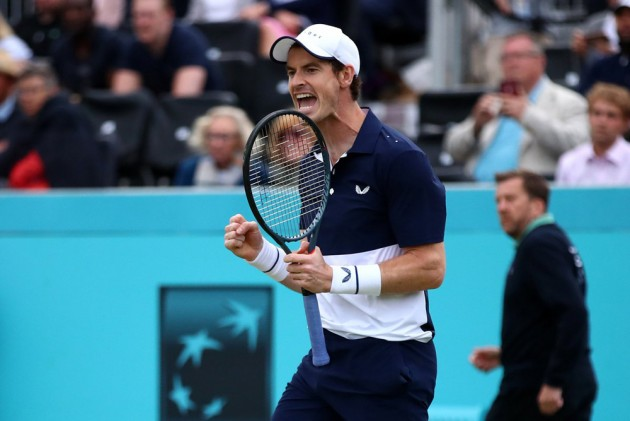 Andy Murray Marks His Return With Doubles Final Berth At Queen's